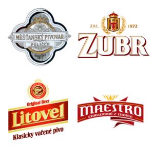 pivo na čepu